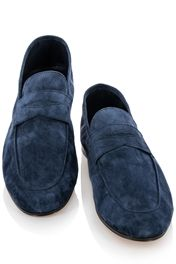 ULTRA LIGHT SUEDE LOAFERS – MADE IN ITALY