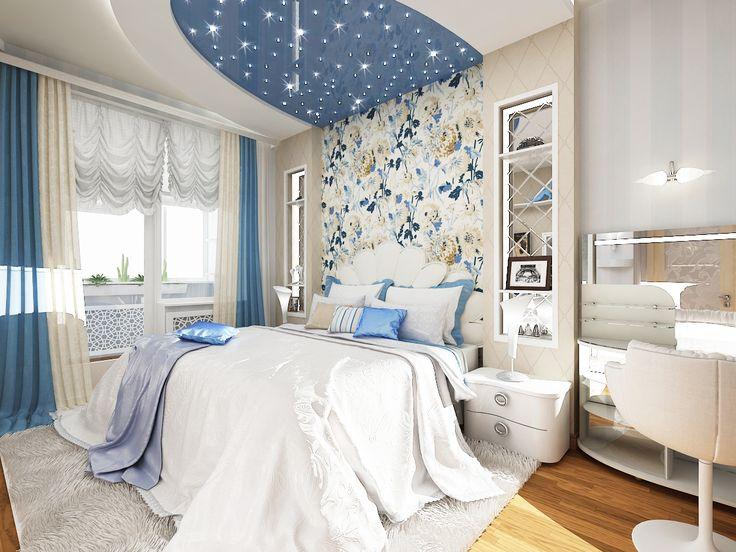 bedroom (Designer Inna Vashchenko (Russia))