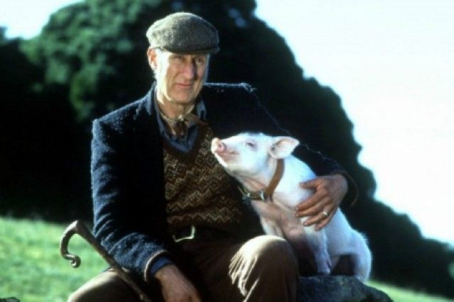 James Cromwell vegan: You Don't Own Another Creature~link for story of his arrest for protesting animal experiment cruelty at university