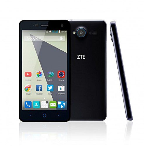 http://ift.tt/1NM9K7q ZTE 129189401029 Blade L3 Smartphone (1264 cm (5 Zoll) Display 8 Megapixel Kamera 2 Megapixel Frontkamera Dual-SIM Quad Core Prozessor 13GHz Bluetooth 4.0 8GB interne Speicher Android 5.0) schwarz rasewi$#