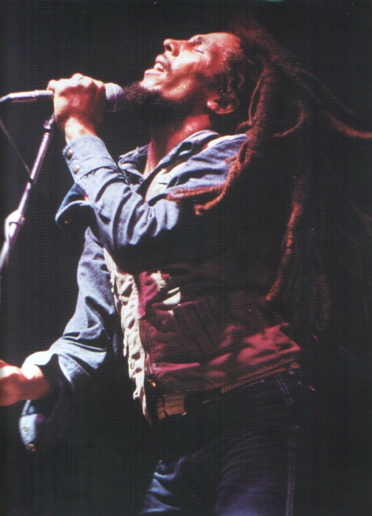 Bob Marley live at HallenStadion, Zurich, Switzerland, May 30 1980, first show