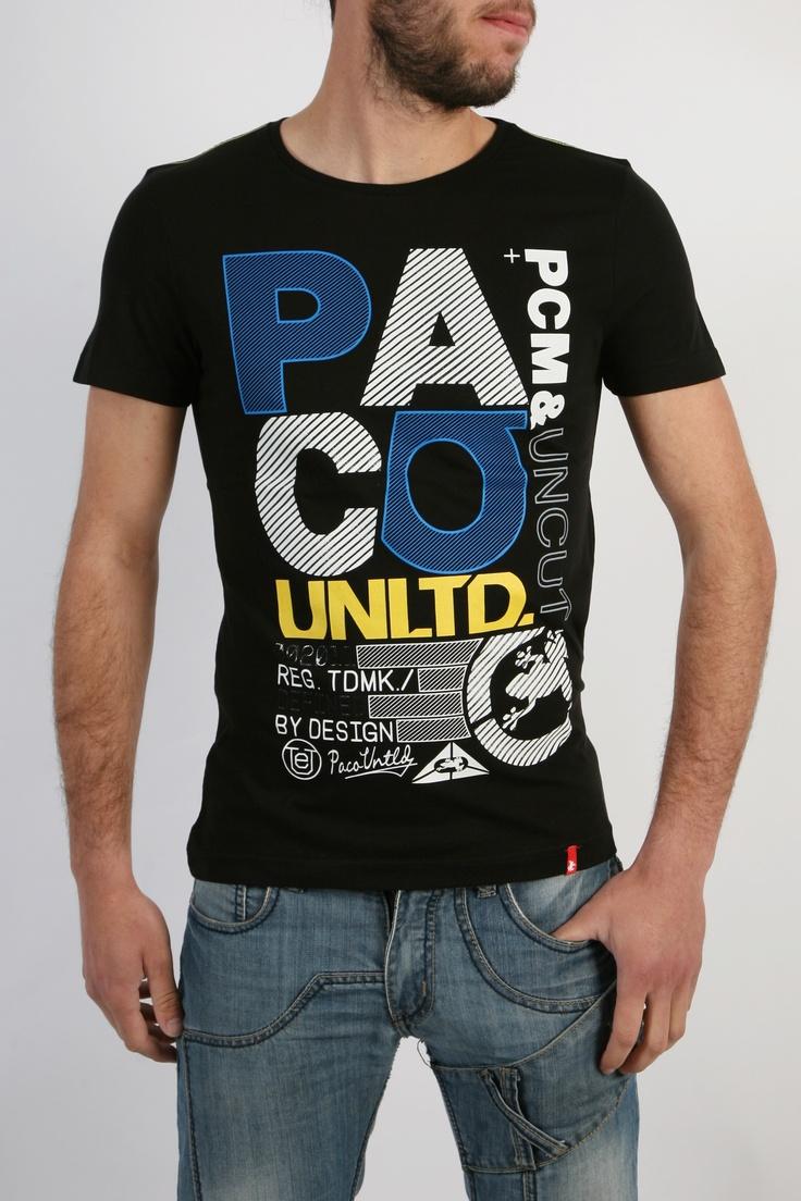 Paco & Co: Men's T-Shirt