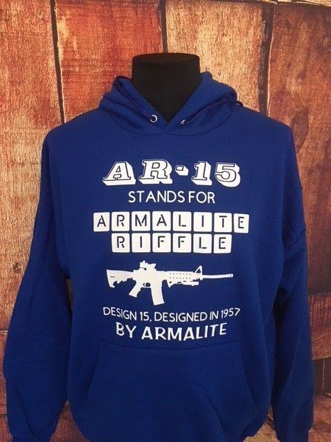 AR 15 riffle unisex sweatshirt, Armalite riffle, gun lover, gift for dad brother #Gildan #BasicTee