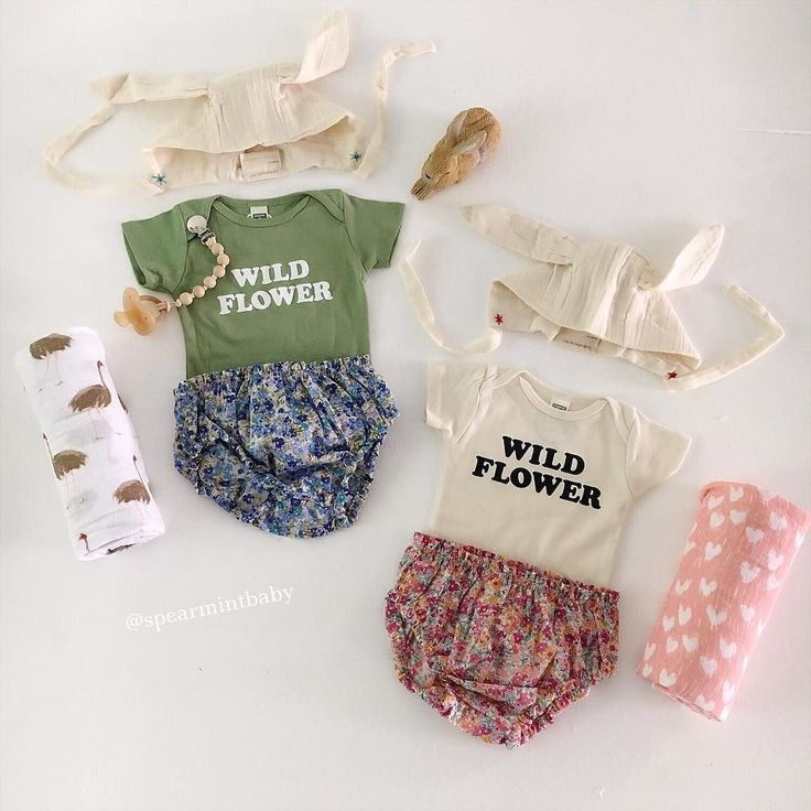 Cotton Floral Bloomers this summer!   shop our NEW tab for new arrivals daily:  spearmintLOVE.com
