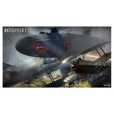Battlefield 1 (Xbox One), Video Games