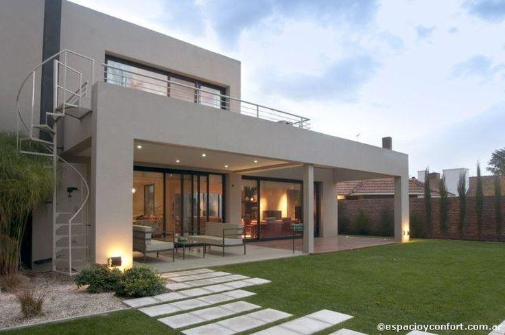 Una casa para disfrutar - Casas - EspacioyConfort - Arquitectura y decoración