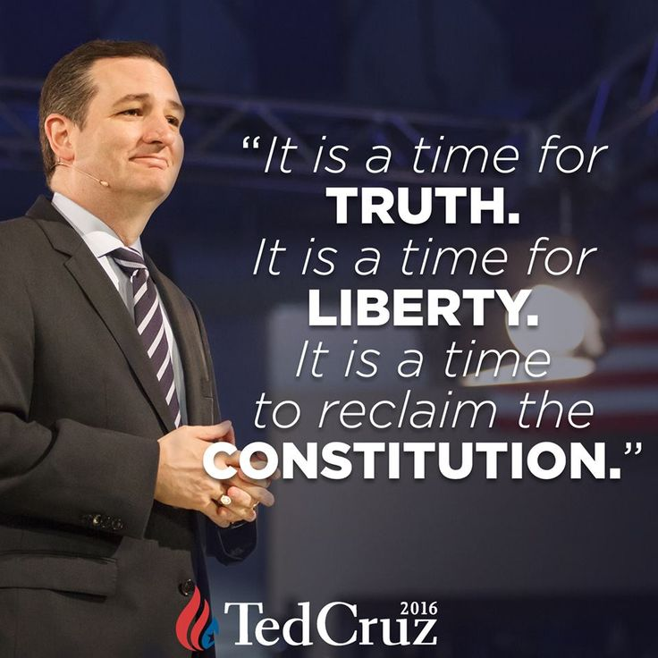 I am honored to stand with each and every one of you courageous conservatives as we come together to reignite the promise of America www.tedcruz.org