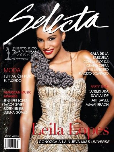 Leila Lopes, Miss Universe 2011. #LeilaLopes #MissUniverse #MissUniverso #MissUniverse2011 #MissUniverso2011 #MissAngola