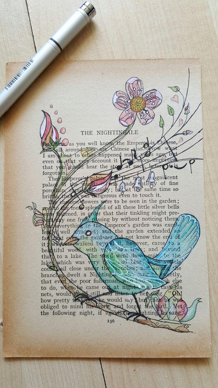 Nightingale Songbird