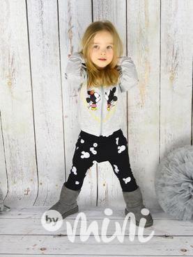 Baggy, tepláky, kalhoty Velikost: 4 roky (104 cm) - By Mini - moderní oblečení pro děti