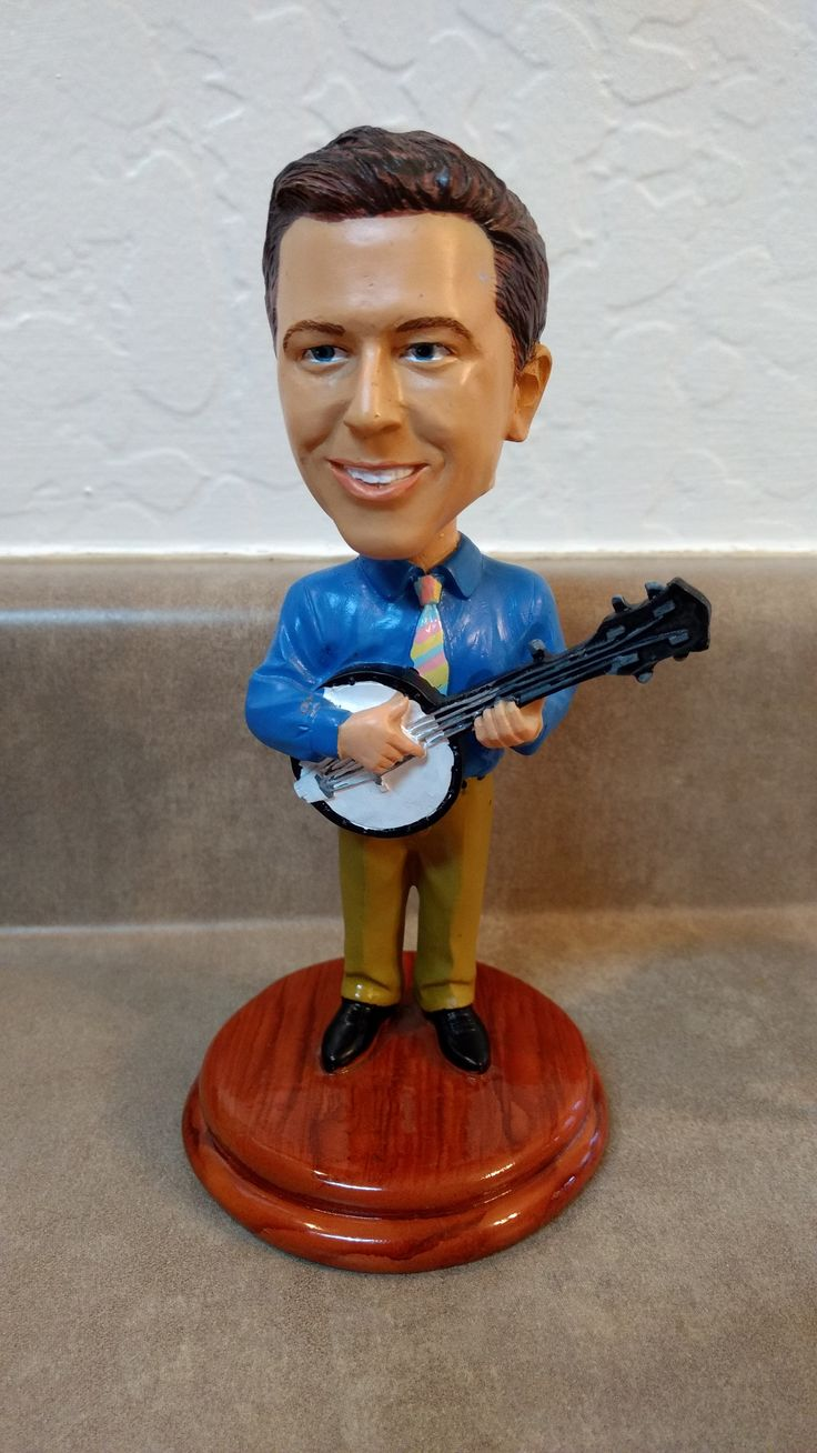 Andy Bernard from The Office bobblehead