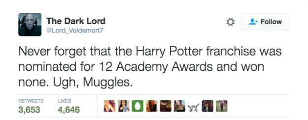 Literally Just A Bunch Of Funny Tweets About Muggles