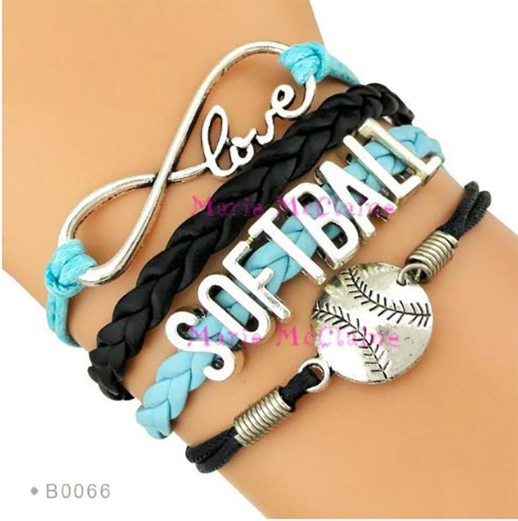 Best 25+ Softball bracelet ideas on Pinterest | Softball crafts ...