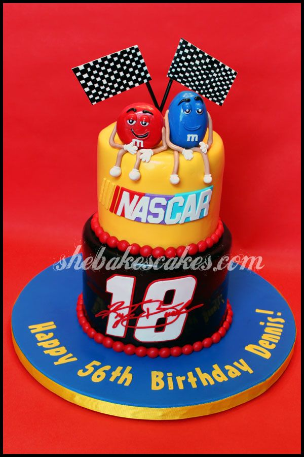 139 best 47 Nascar CAKES images on Pinterest Anniversary cakes