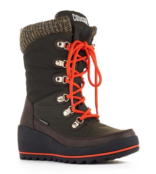 Layne Winter Snow Boot by Cougar Boots