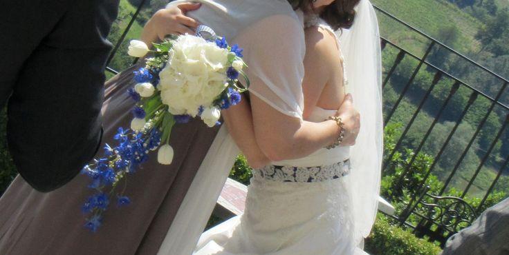 Matrimonio en plein air