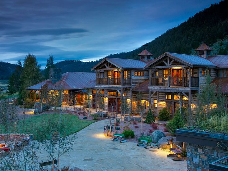 The Ranch at Rock Creek is a one-of-a-kind ranch in Montana. From glamping cabins to luxury homes, our accommodations reflect luxury, style & authenticity.