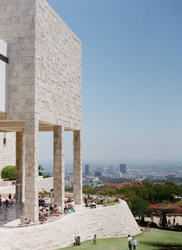 The Getty Museum. I haven't been here yet! I think going to a museum together and talking about art stuff would be really neat!