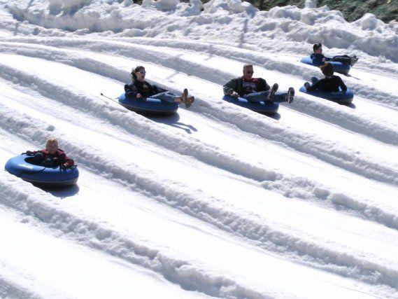Snow tubing! Gatlinburg Attraction, Ski Resort & Amusement Park | Ober Gatlinburg