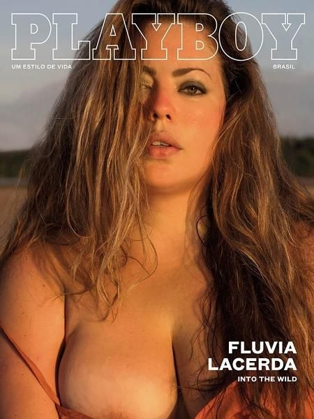 Capa da Playboy, plus size Fluvia Lacerda tem foto excluida do Facebook - 27/01/2017 - UOL Estilo de vida