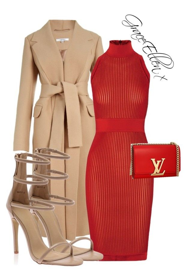 Untitled #88 by miss-grace-ellen on Polyvore featuring polyvore fashion style Balmain Carven clothing