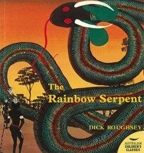 Unit of work for Year 2 by Jasmine Shannon on The Rainbow Serpent by Dick Roughsey.