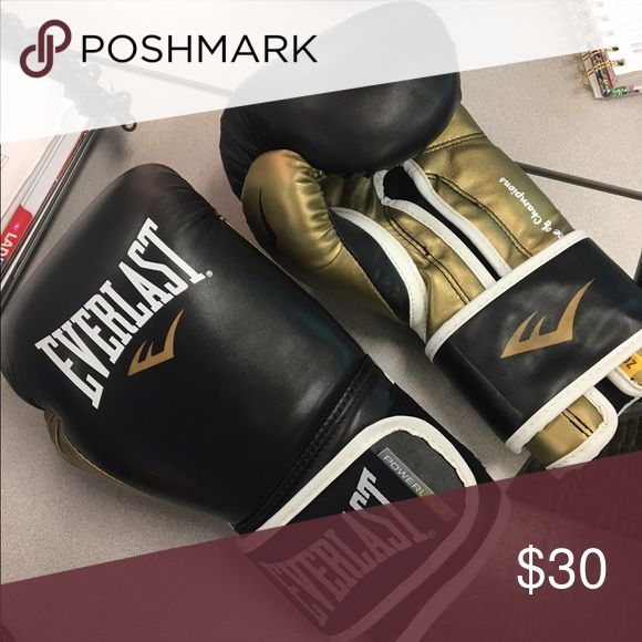 NEW Everlast Boxing 🥊 Gloves Brand new, professional high quality boxing gloves everlast Other