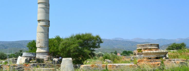 Heraion op Samos