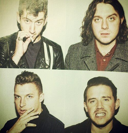 Arctic Monkeys - 'Fluorescent adolescent' indispensable.