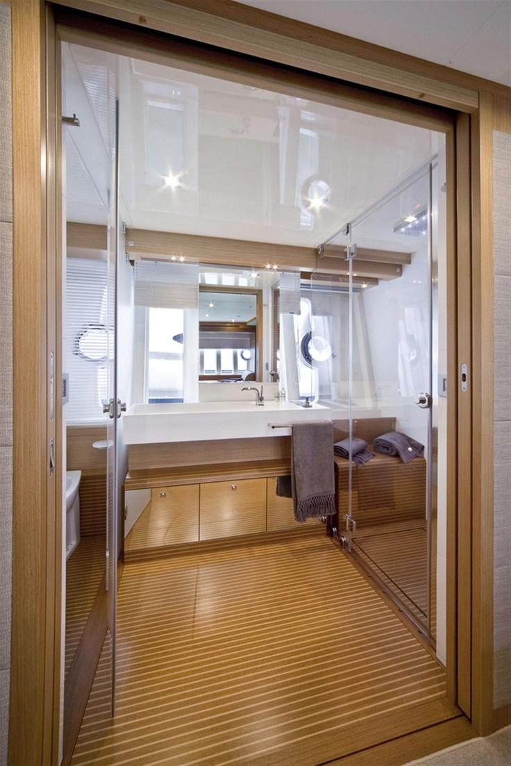 Private jet interior furnished like a vintage train aviation - Internal View Ferretti Yachts Ferretti 800 Yacht Luxury Ferretti