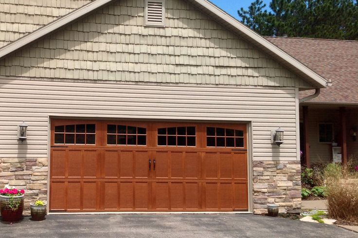 17 Best Images About Carriage Style Garage Doors On