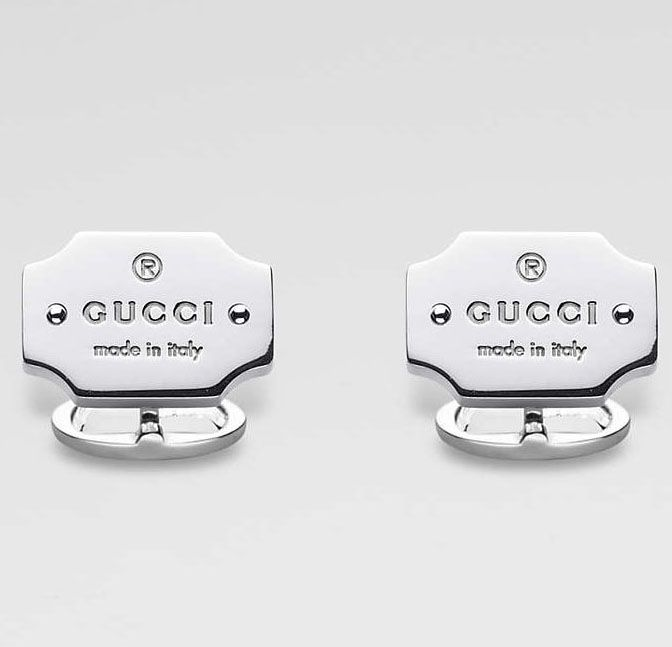 Cool Stuff We Like Here @ CoolPile.com ------- << Original Comment >> ------- Gucci Cuff Links