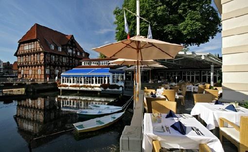 Hotel Bergström, Lüneburg, Germany
