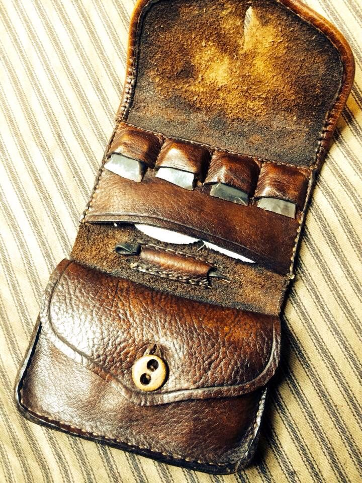 Toolkit and flint wallet