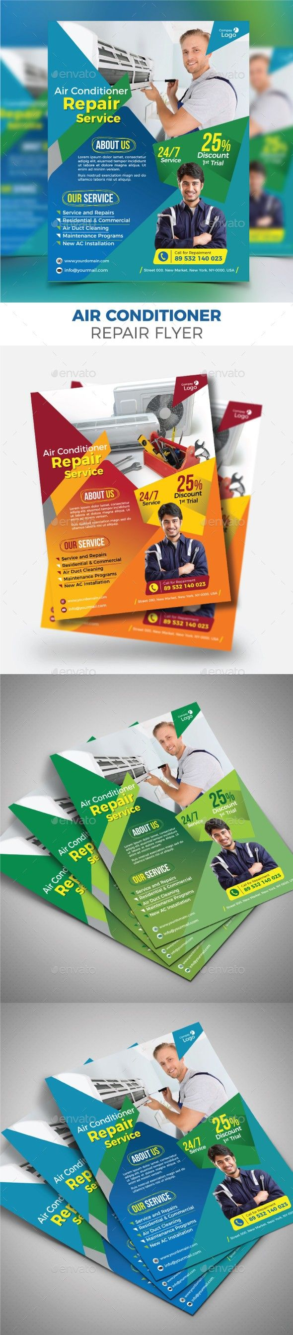 Pin by Videoinfographica Design Blog on Flyers Templates