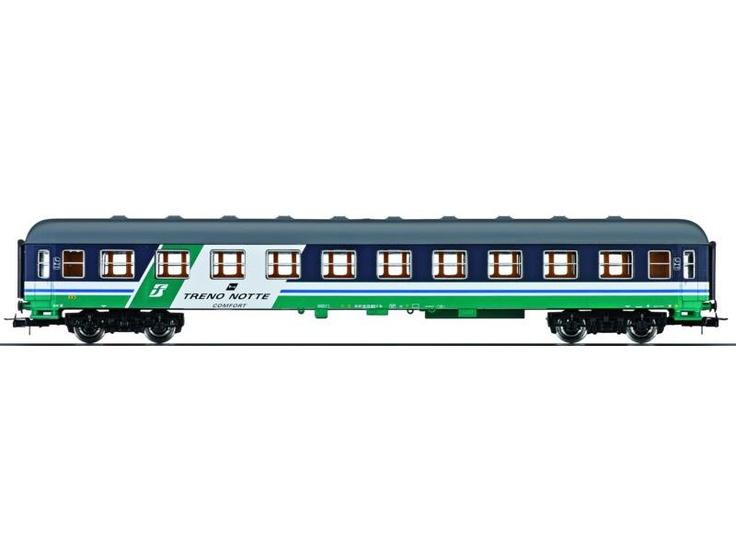 Lima HL4031 - Carrozza Treno Notte FS in livrea XMPR a 26.62 EUR