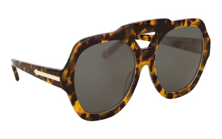 Think Big - Oversized sunglasses are in this #aw14! Karen Walker Utopia 1401516