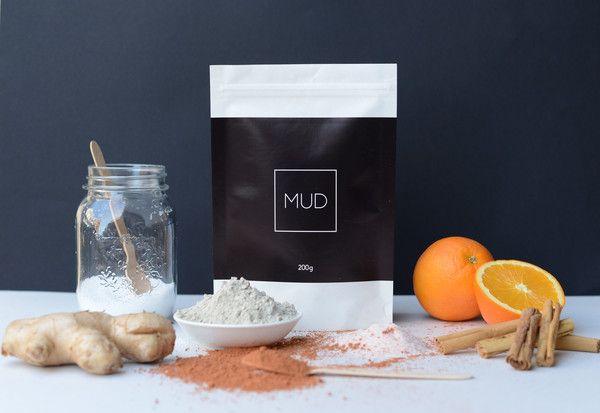 Immunity MUD - wellness bath & body mask