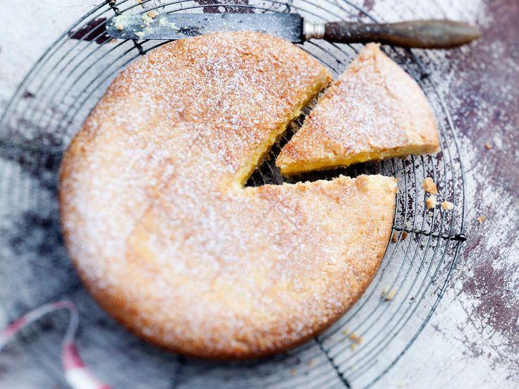 Gâteau basque, facile et pas cher