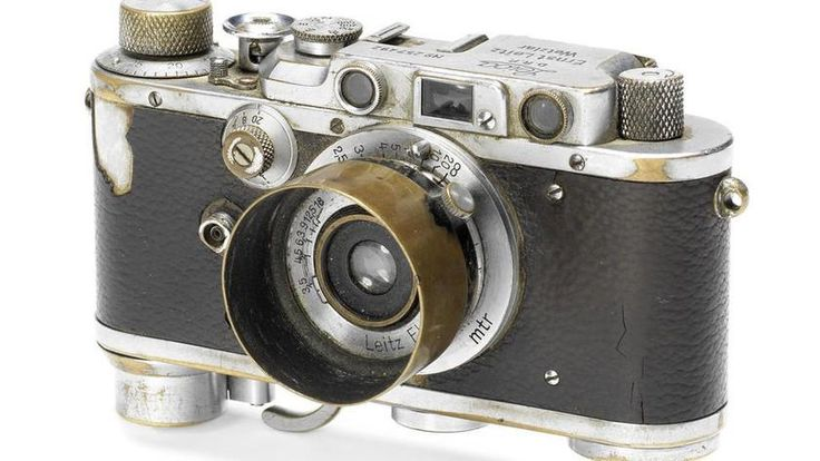 Vintage cameras expected to grab half a million dollars at Leica sale: http://bloom.bg/121fSXV