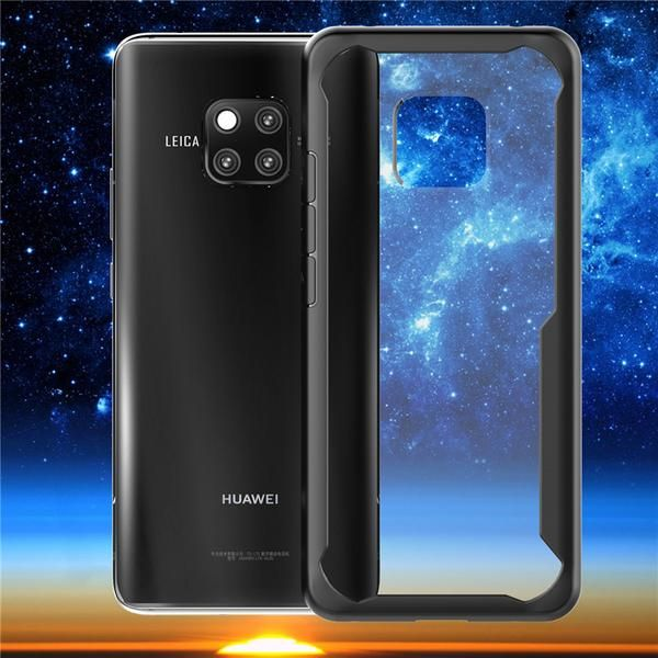 Huawei Mate 20 Case Cover Huawei Mate 20 Lite Case Tpu Hd Transparent Pc Phone Cases Back Cover Protective Cases Case Huawei