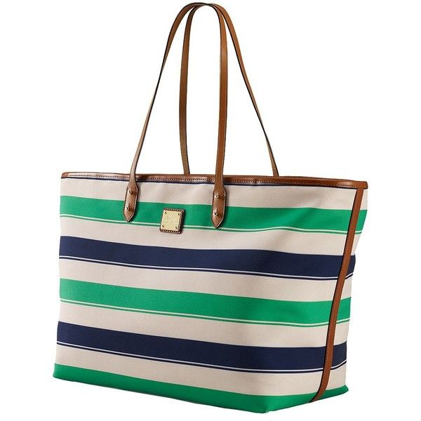 LAUREN RALPH LAUREN Cap D'Ail Work Tote ($119) ❤ liked on Polyvore featuring bags, handbags, tote bags, nautical purse, lauren ralph lauren tote, lauren ralph lauren, lauren ralph lauren purse and nautical tote bags