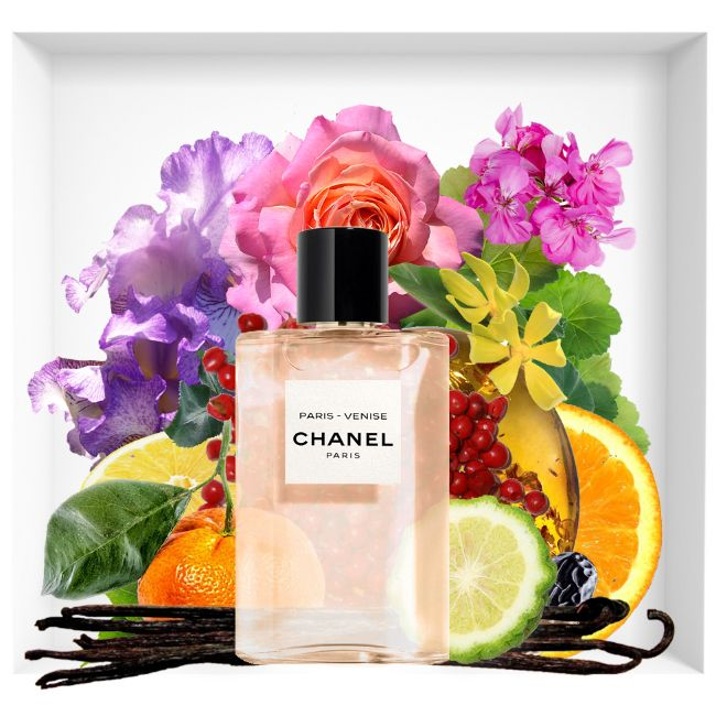 e16a455a70 The fragrance of a journey Paris-Venis with Chanel | Katy's Smell ...