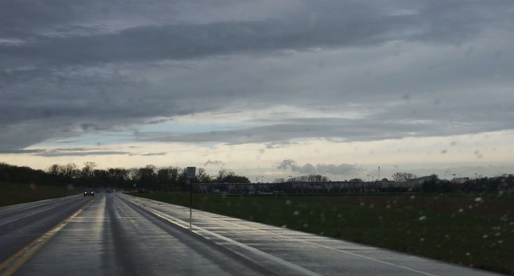#clouds #cloudy #dark clouds #drive #rain #raindrops #rainstorm #rainy #reflection #road #showers #sky #sprinkles #storm #stormy #street #thunderstorm #trees #woods