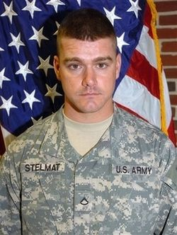 Army Spc. David S. Stelmat Died March 22, 2008 Serving During Operation Iraqi Freedom 27, of Littleton, N.H.; assigned to the 1132nd Military Police Company, North Carolina Army National Guard, Rocky Mount, N.C.; died March 22 in Baghdad of wounds sustained when his vehicle encountered an improvised explosive device.