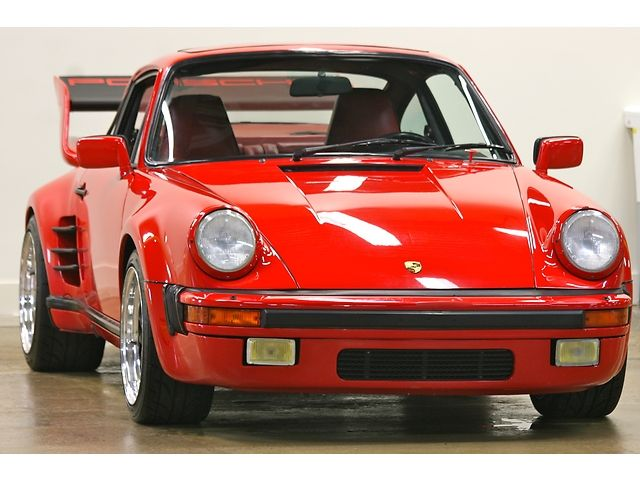 1985 Porsche 911 Turbo Look Factory M491 Wide body - Pelican Parts Technical BBS