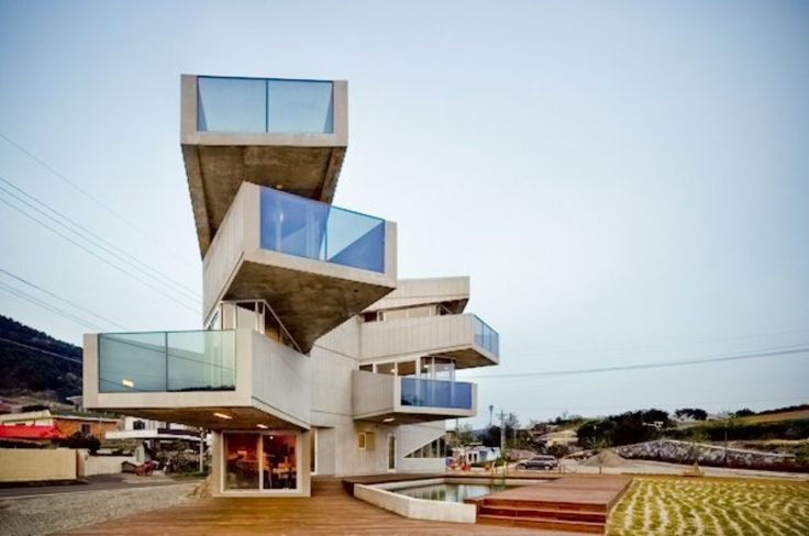 5 Crazy Cantilevers in Architecture imagens