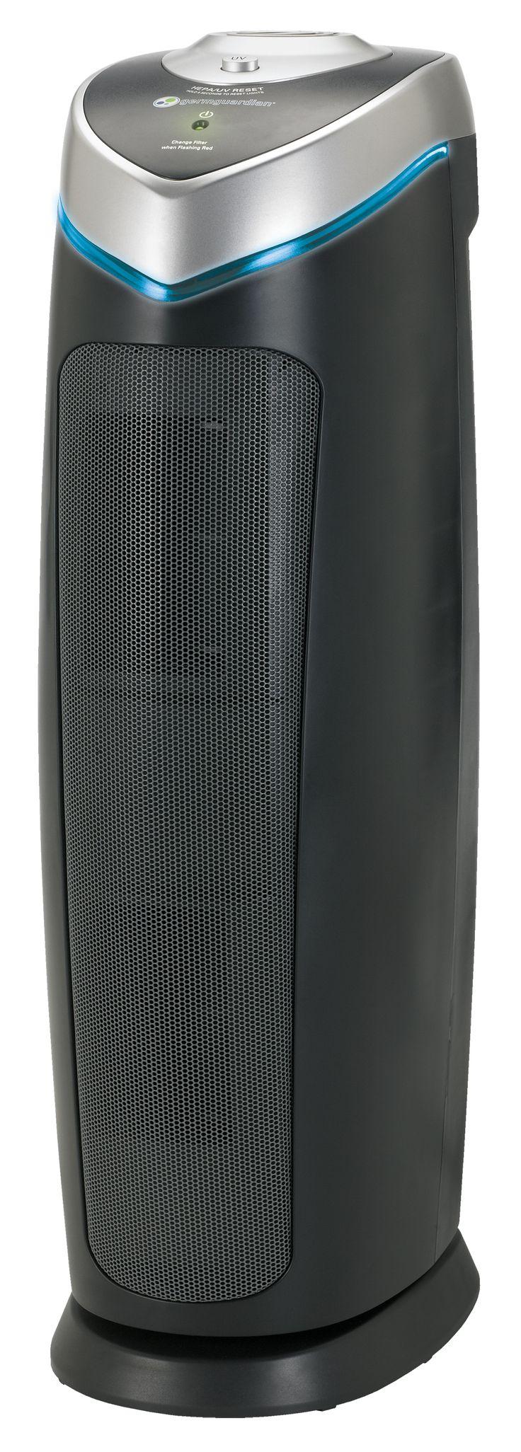 GermGuardian AC4825 3in1 Air Purifier with True HEPA