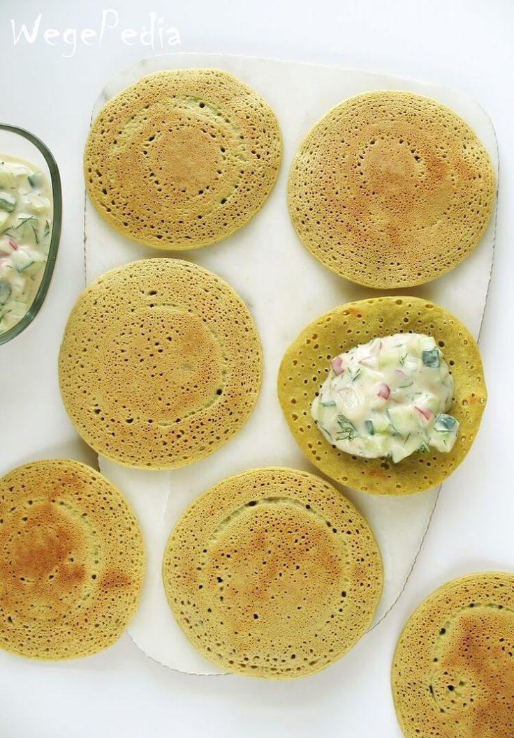 3-składnik. placki z kaszy gryczanej bez jajek, mąki i glutenu