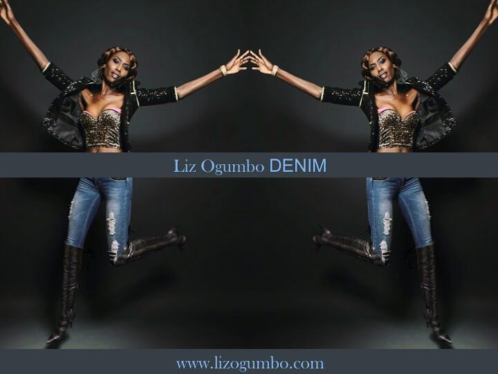 Coming to you soon #Live & Direct @lizogumbo #denim #LizOgumboDenimania #LizOgumboDenim @safashionweek on the 25th Oct 2017 at 6:00pm  If you know what's betta gett your tickets now @safashionweek